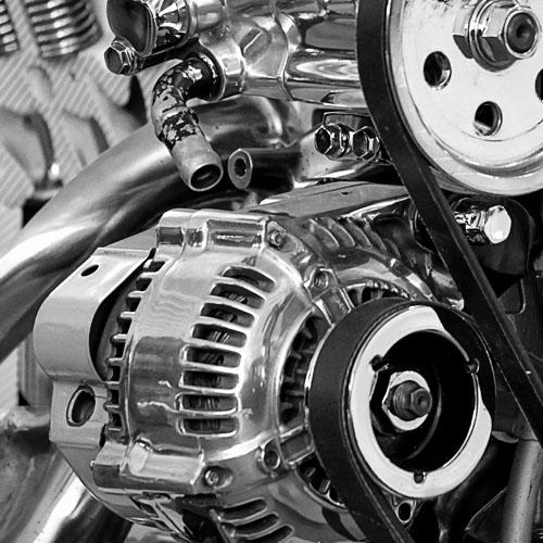 Naprawa alternatorów i rozruszników
